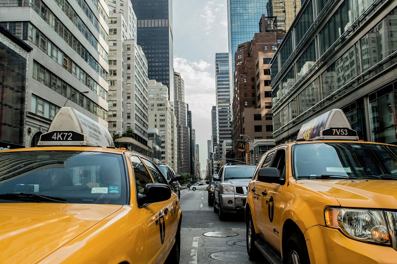 Quels avantages à rouler en taxi ?