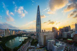 lotte-world-tower Corée du Sud